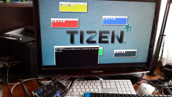 Tizen:Common on Firefly-RK3288